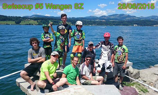 Schweizermeisterschaft/Swisscup Stäfa und Swisscup Wangen SZ 27./28.6.2015