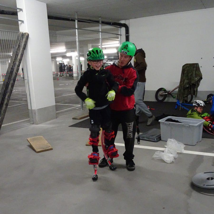 Flyjumper Loris mit Debi