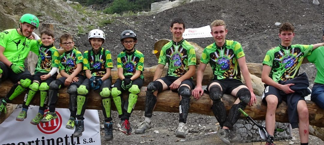1. Swisscup in Iragna