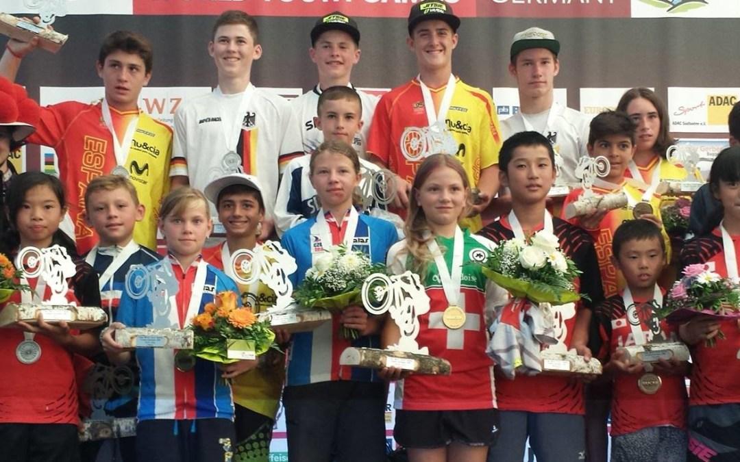 Jugendweltspiele in Freiamt 5.-7.8.2016
