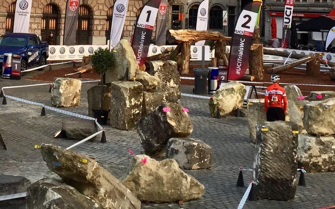 Weltcup in Antwerpen 24./25.9.2016