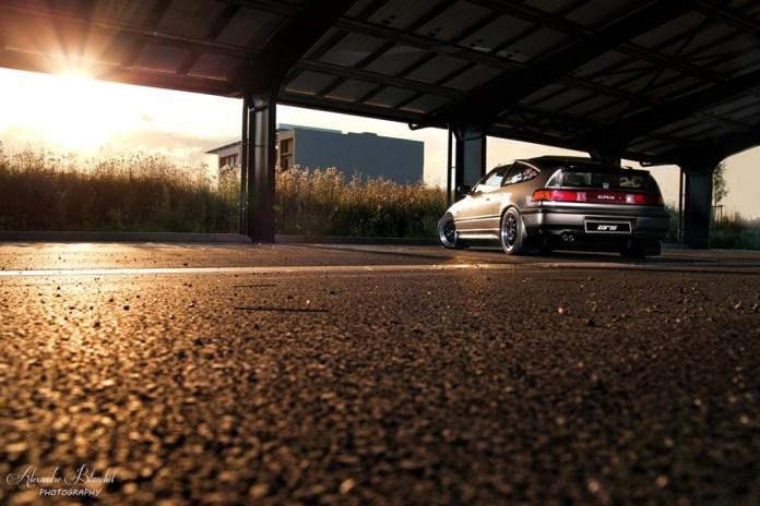 Honda CRX (3)