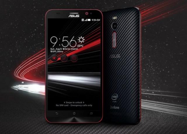 Asus Zenfone 2 Deluxe SE 1