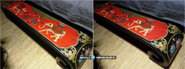 3. Samsung Galaxy S7 vs Oneplus 3 a