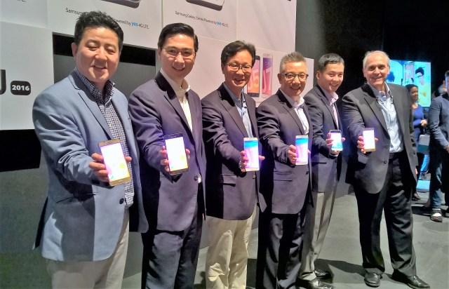 Samsung Malaysia on Galaxy J Event