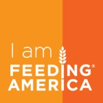 Facebook Icon - I Am Feeding America - Hunger Action Month 2013