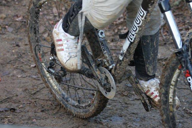 Comment dompter la boue en VTT?