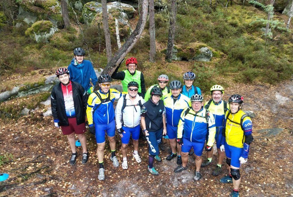 Stage VTT avec l'Amicale Cyclo Senart Montgeron – VTT COACH