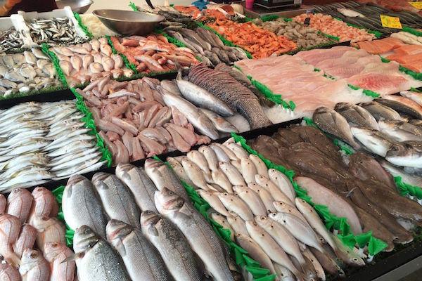 Verse vis (en gebakken) Zaterdag 30 juni