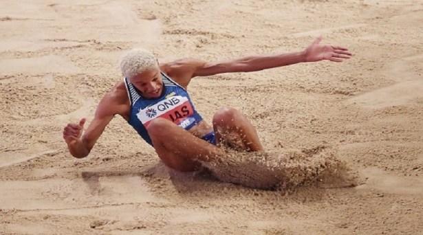 Resultado de imagen para Yulimar Rojas campeona mundial de salto triple vtv