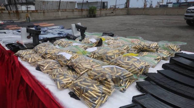 Incautadas armas de guerra táctica y municiones en Zulia y Carabobo (14)