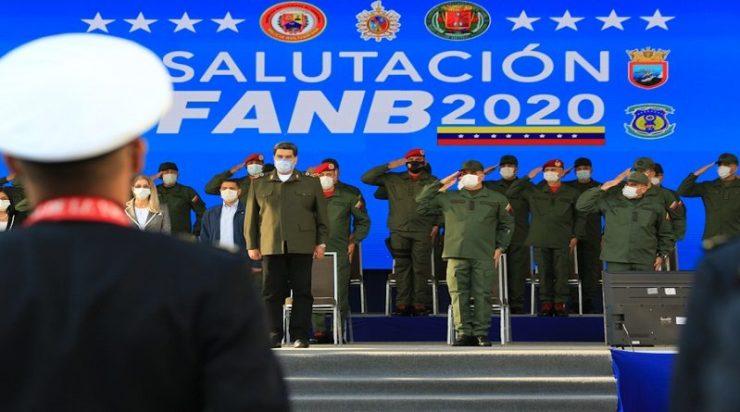 Presidente Maduro llama a renovar y fortificar la estrategia defensiva de la FANB en 2021