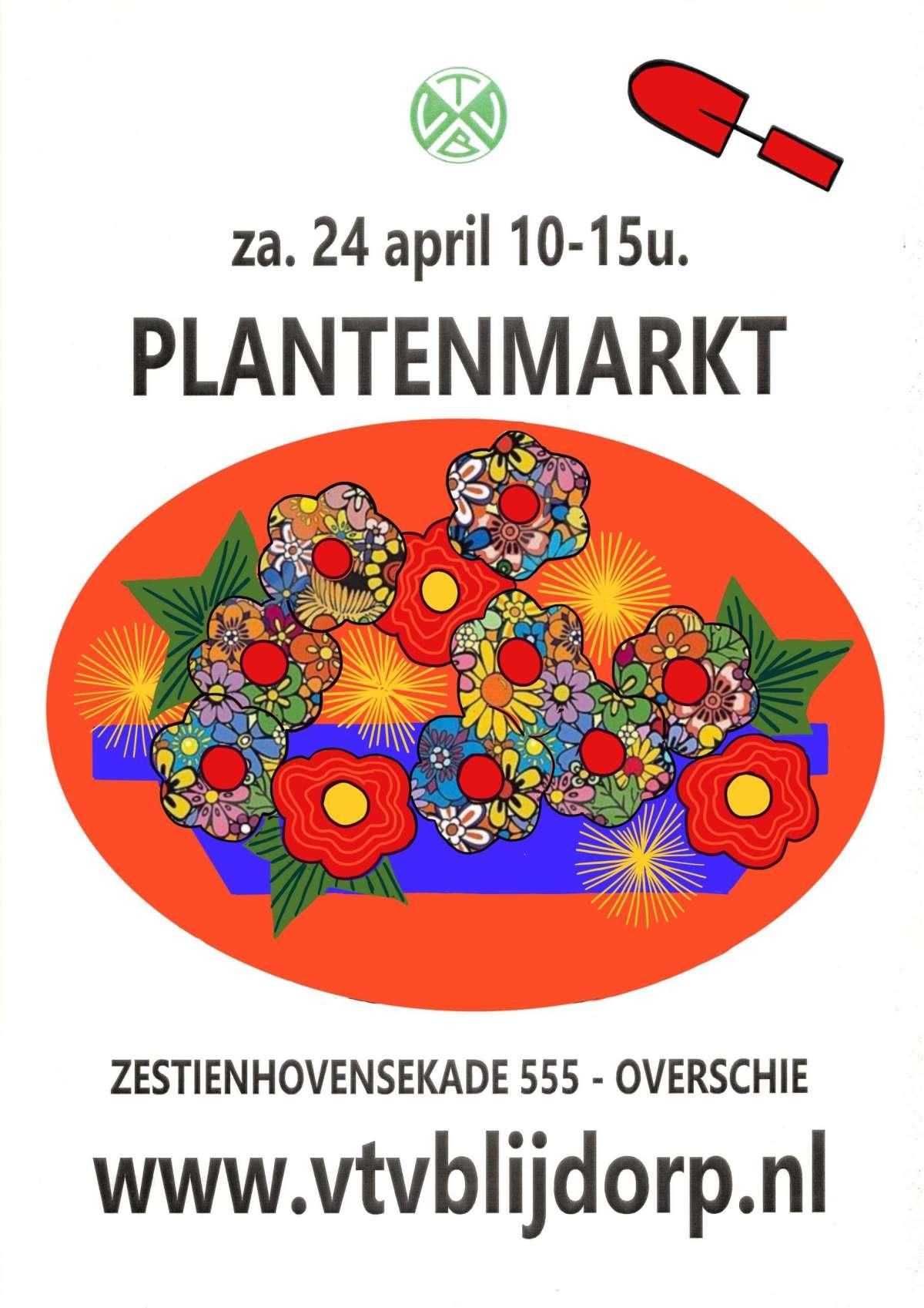 Plantenmarkt