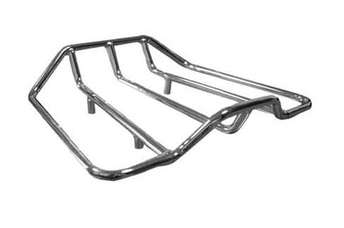 Premium Side Car Luggage Rack For Harley Davidson