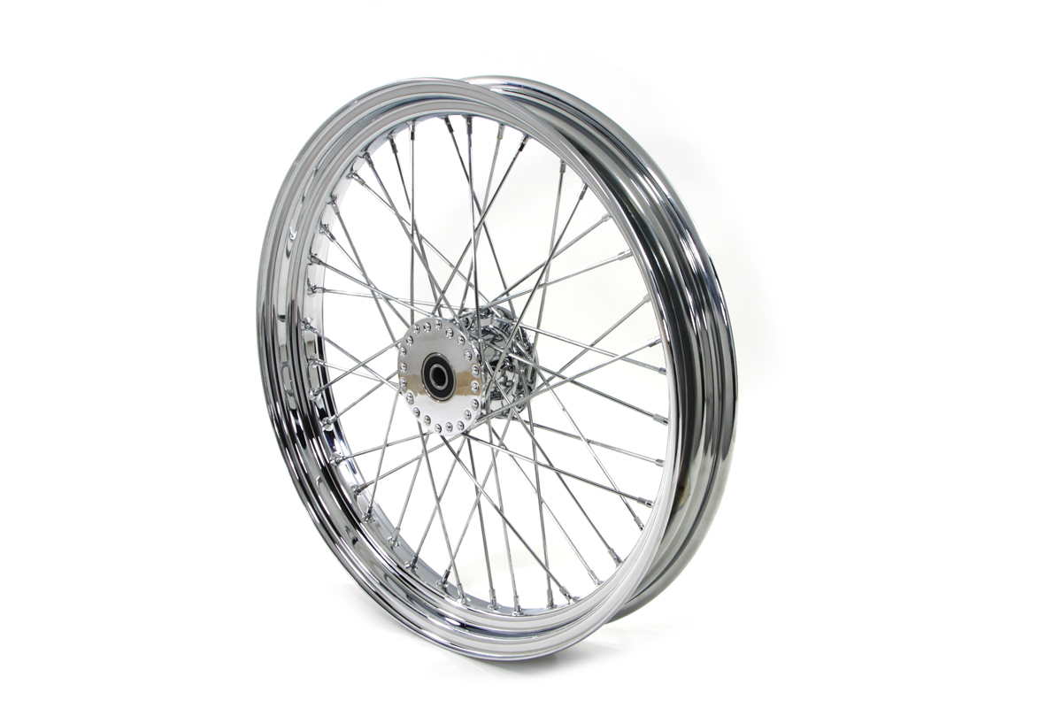 23 Front Spool Wheel For Harley Davidson Motorcycles By V Twin