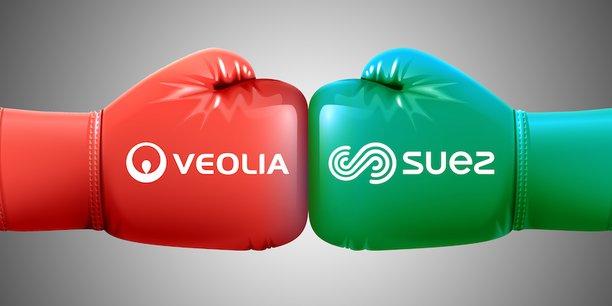 Envoyer un message privé Veolia-suez