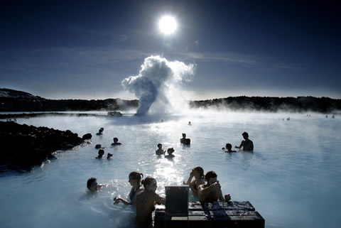 blue lagoon 1 Blue Lagoon, un spa geotermal en Islandia