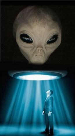 Seguridad y Control... Barreras para el Conocimiento - Abducción Alien