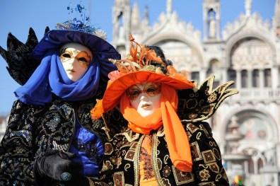 Máscaras, carnaval de Venecia . Foto: copyright: depositphotos/ulisse_1