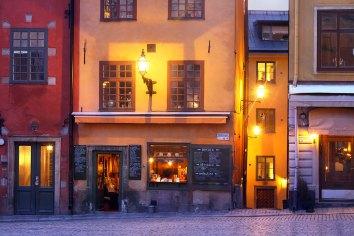 Stortorget en Gamla stan, Estocolmo Foto: depositphotos/@ mikdam