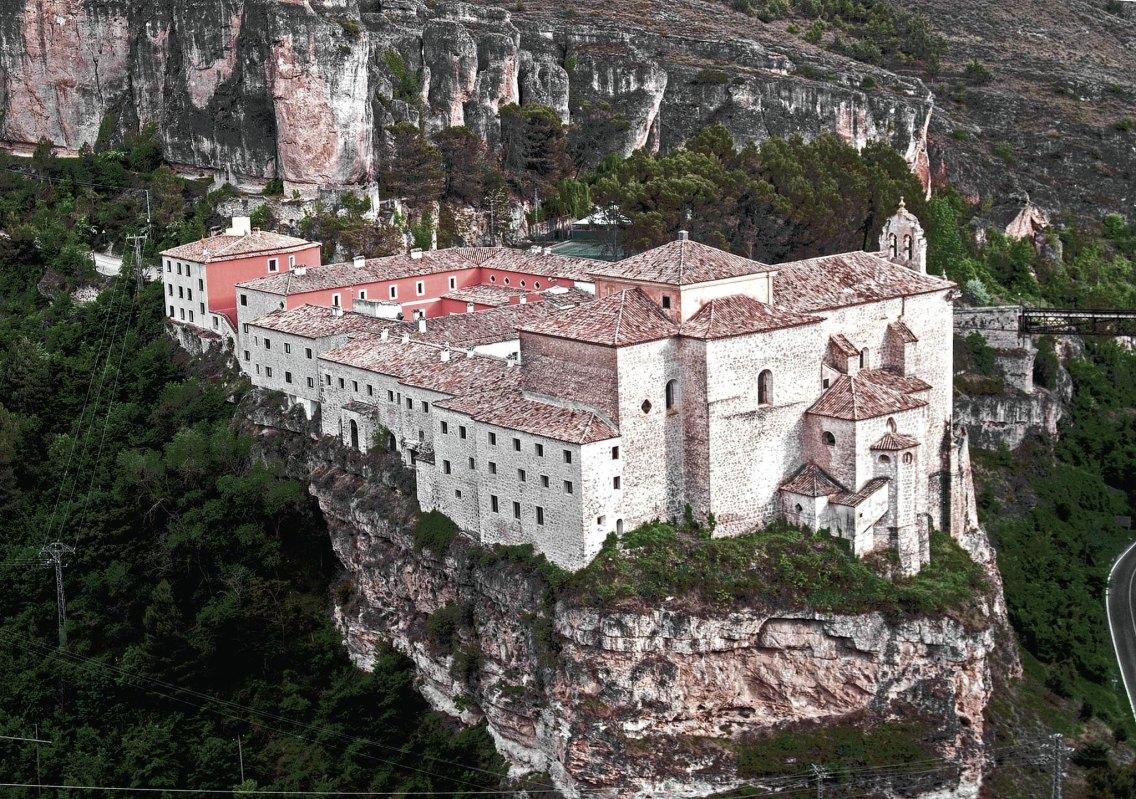 Parador Convento de San Pablo ,Jim Anzalone ,CC BY 2.0
