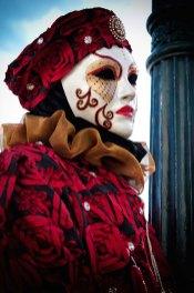 Máscara, carnaval de Venecia . Foto: copyright: depositphotos/ ulisse_1