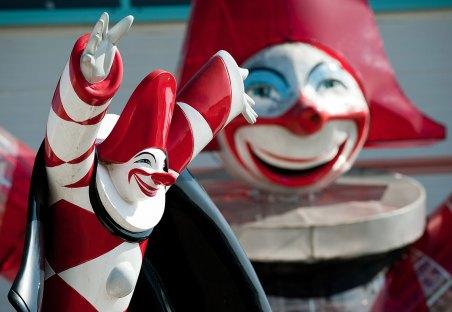 Carnaval de Viareggio . Foto: copyright: depositphotos/izanbar