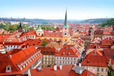 casco antiguo de Praga. Imagen: ©depositphotos.com/io_nia