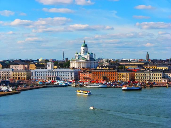 Vista general de Helsinki -Imagen: ©depositphotos.com/scanrail