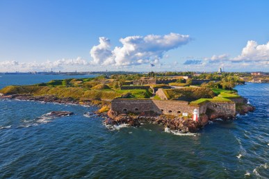 La fortaleza insular de Suomelinna – Imagen: ©depositphotos.com/scanrail
