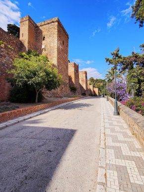 Alcazaba, Málaga. Imagen: ©depositphotos.com/ karkozphoto