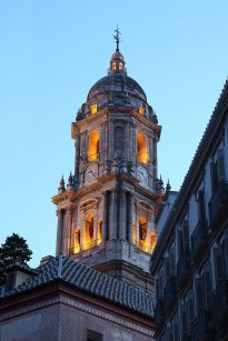 Catedral de Málaga. Imagen: ©depositphotos.com/philipus