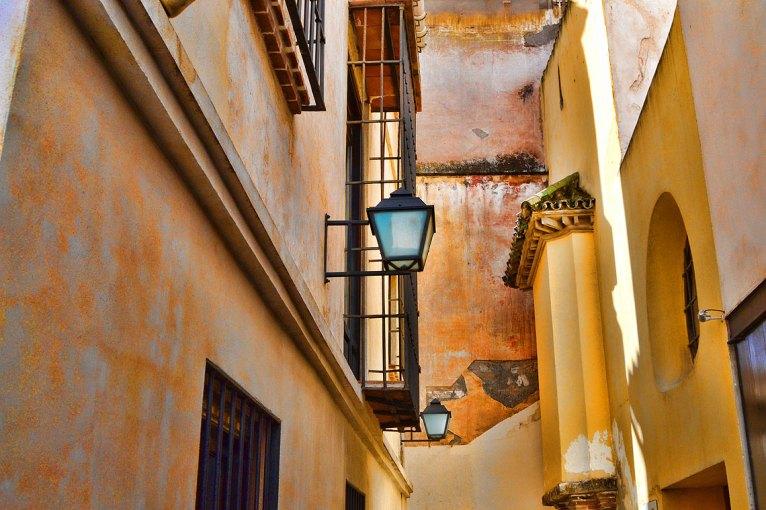 Calle en Málaga. Imagen: ©depositphotos.com/Giovanni_Cancemi