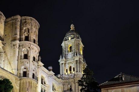 Catedral de Málaga. Imagen: ©depositphotos.com/ pabkov