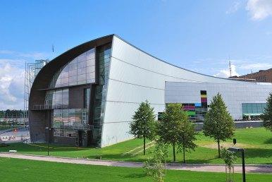 Helsinki, Kiasma. Museo de arte moderno. Imagen: ©depositphotos.com/ Estea-Estea