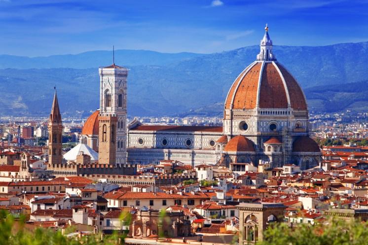 La Catedral de Florencia – Imagen: ©depositphotos.com/KKalikov
