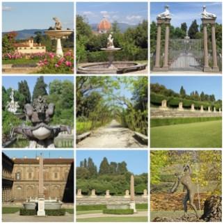 Los Jardines de Boboli, tras el Palacio Pitti, son una de las mayores zonas verdes de la ciudad – Imagen: ©depositphotos.com/Malgorzata_Kistryn