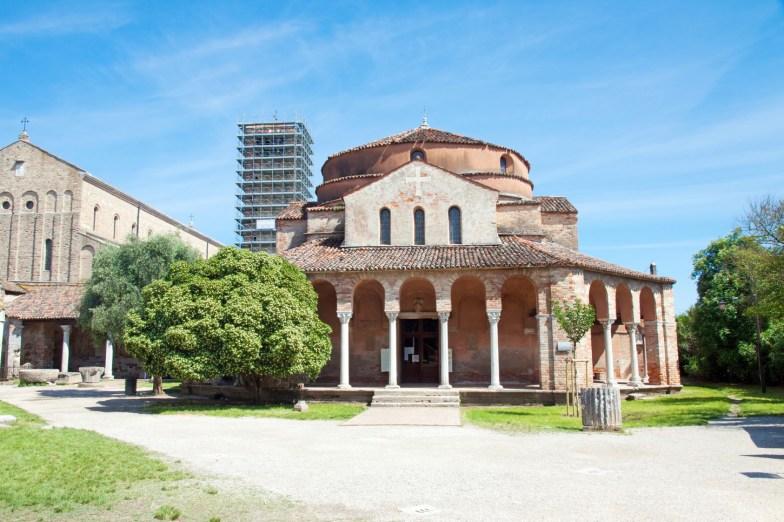 Santa Fosca, en Torcello - Imagen: ©depositphotos.com/Morenovel