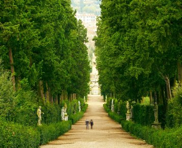 Los Jardines de Boboli