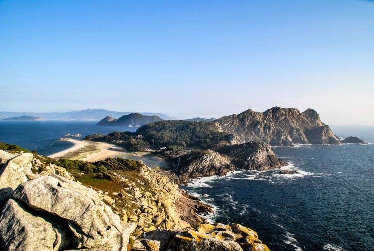 Las Islas Cíes, Pontevedra/Galicia