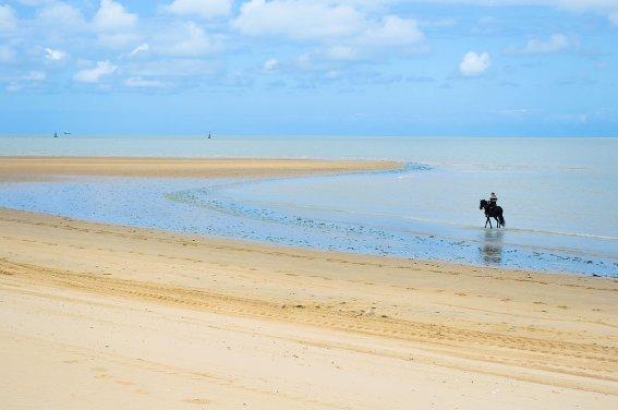 Playa de Sanlúcar.
