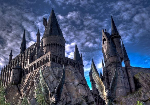 Harry Potter, Universal Islands por Marco Becerra, (CC BY-SA 2.0)
