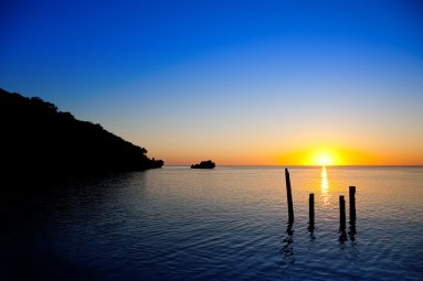 Islas de Bahía, Honduras Foto: ©depositphotos/ChepeNicoli