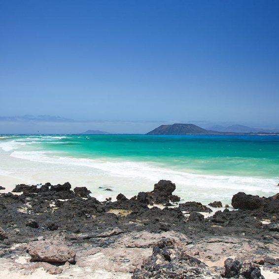 Las playas de Corralejo, Fuerteventura