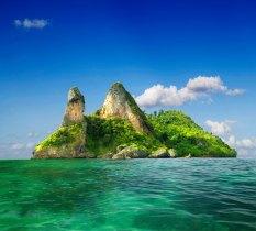 Isla de Phi Phi, Tailandia Foto: ©depositphotos/Krivosheevv