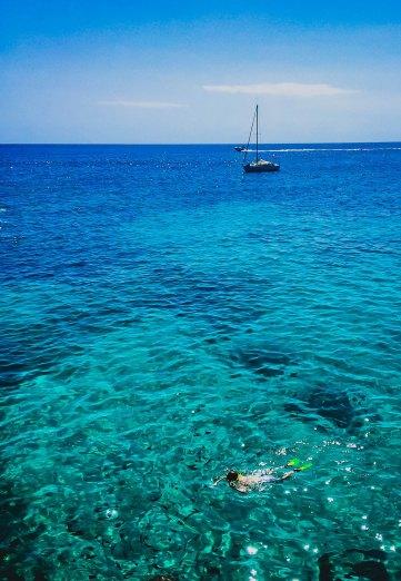 Imagen: Snorkel en Menorca porSusana Fernandez, (CC BY-SA 2.0)