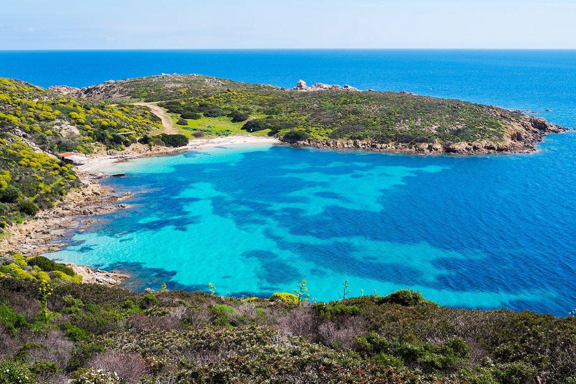 Isla Asinara, a 60 km de Porto Torres