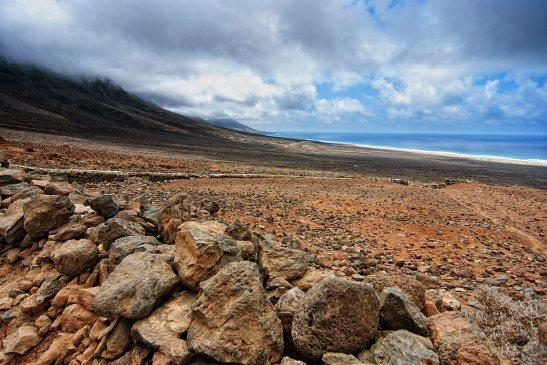 Jaime González Vista de la playa de Cofete (Fuerteventura) desde la casa de los Winter CC BY 2.0