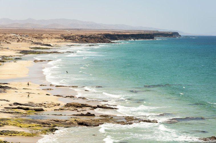 Playa de El Cotillo, Fuerteventura