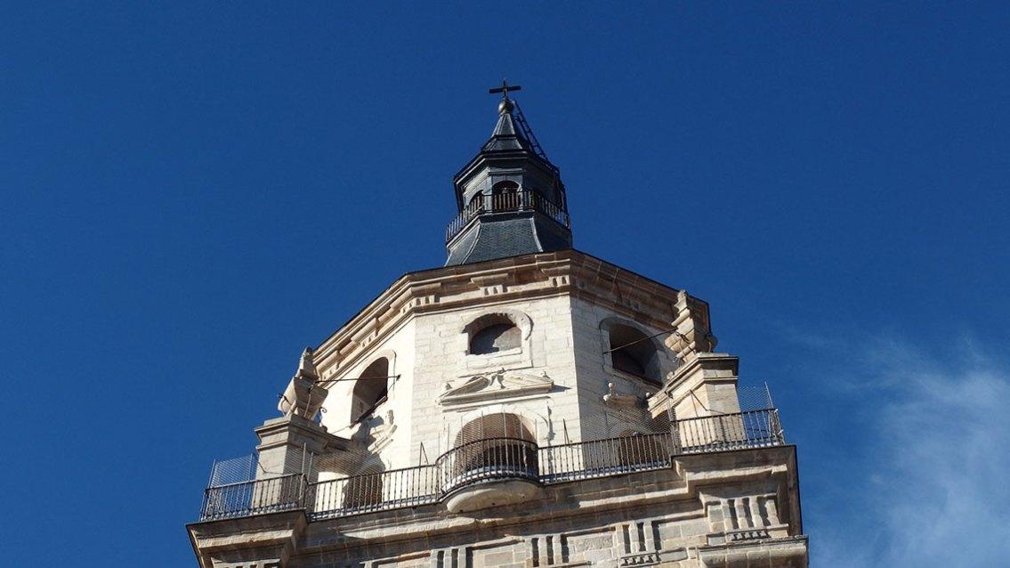Torre de la Catedral Vieja Santa María